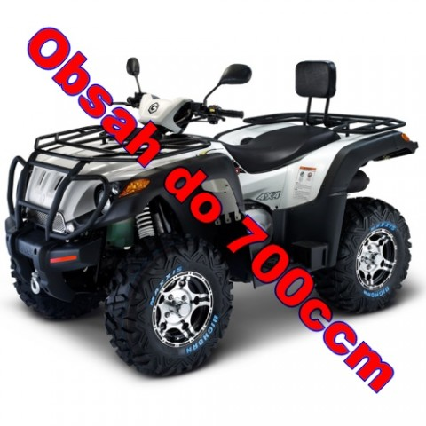 obsah do 700 ccm prodej ty kolek sk tr o atv dopl k. Black Bedroom Furniture Sets. Home Design Ideas